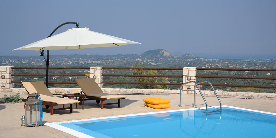 03 facilities - Amorosa Villas - Luxury Villas in Zakynthos Zante Greece