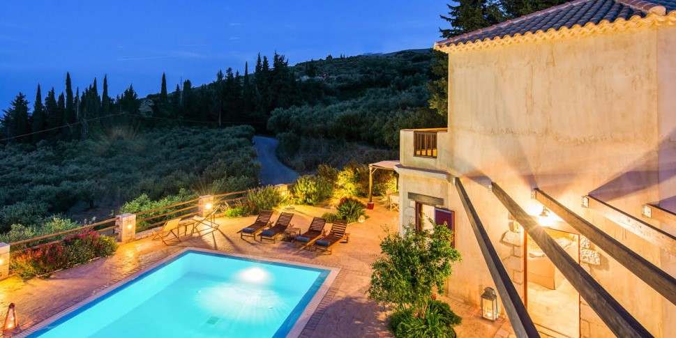 10 villa-azzurra - Amorosa Villas - Luxury Villas in Zakynthos Zante Greece